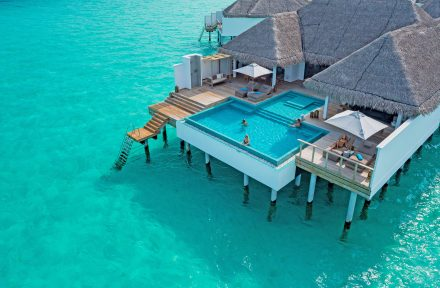 5 Star Rock Star Villa at Maldives