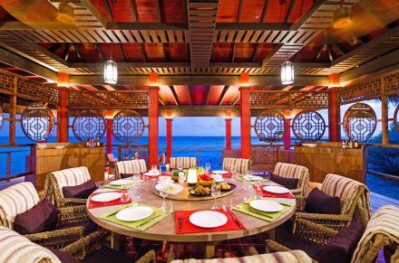 Asian specialities restaurant Kanusan