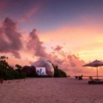 Start married life in a blissful Bubble in the Maldives
