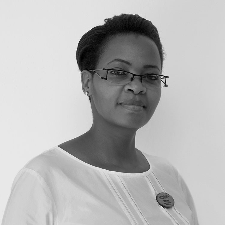 Assistent Spa Manager Jackline Wanjiku