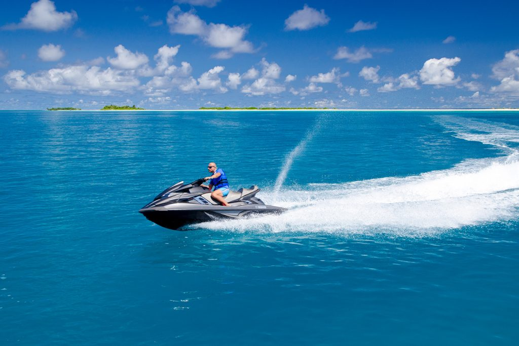 escorted Jet ski tour