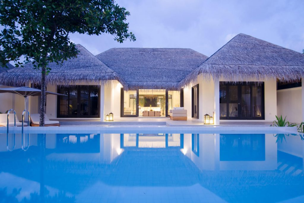 Two Bedroom Pool Villa at beach