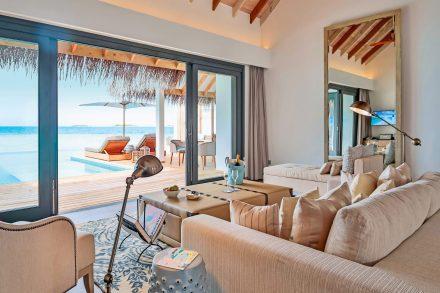 luxury ocean suite