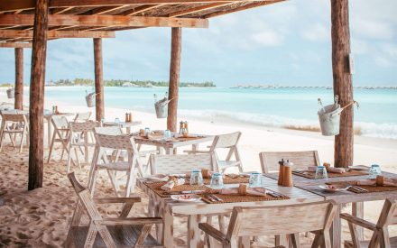 the Crab Shack at finolhu