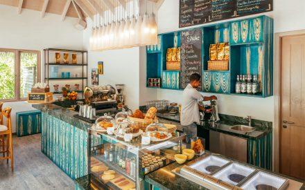 The Milk LAB with snacks, coffee, milkshake and more