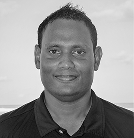Hussain Khaleel - Excursion Supervisor