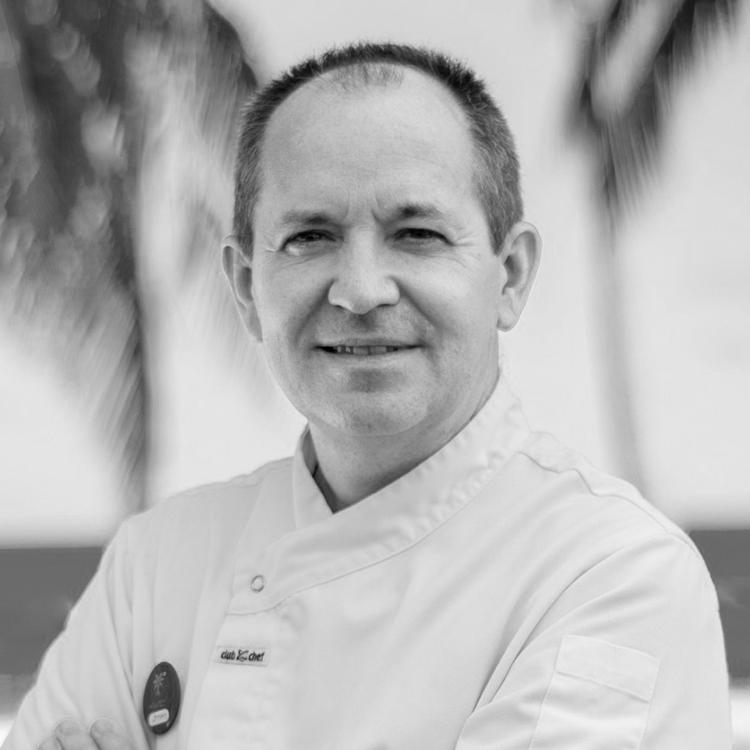 Stevie Jones, Executive Chef