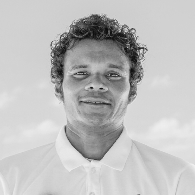 Reehan, Water Sports Instructor on Finolhu