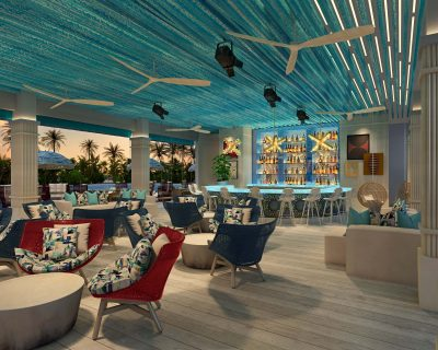 Render Beach Bar